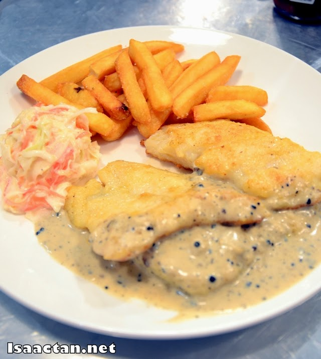 #15 Grilled Fish - RM12