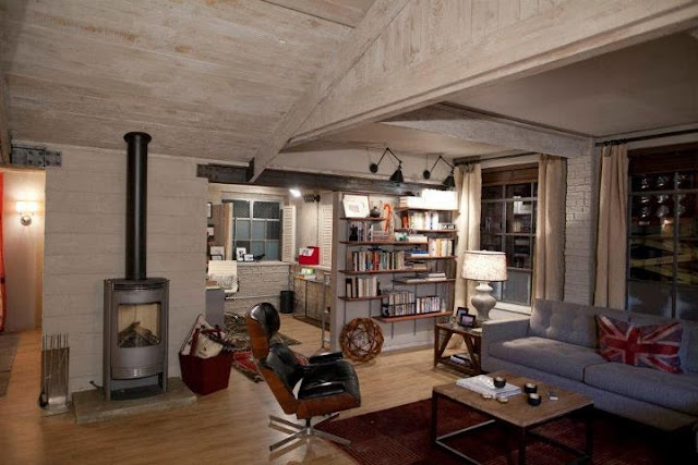 Kate Beckett's Apartment in Castle