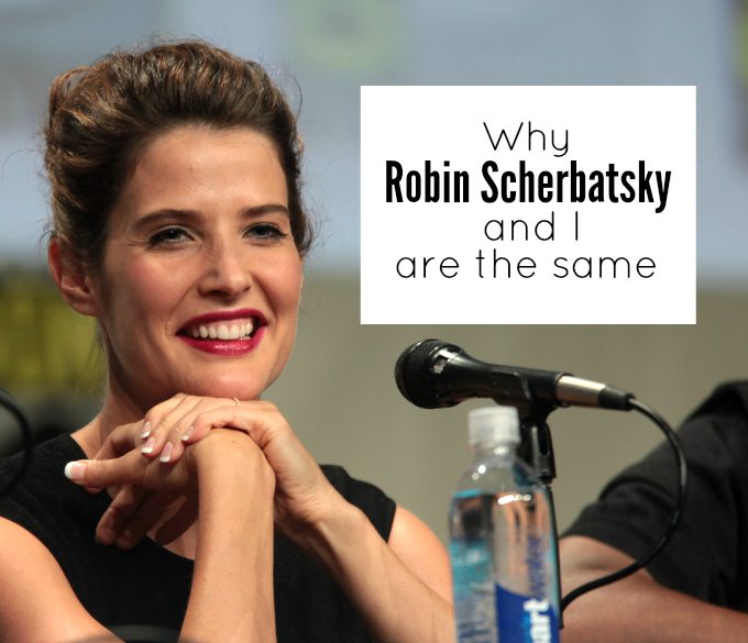 Robin Scherbatsky, Cobie Smulders