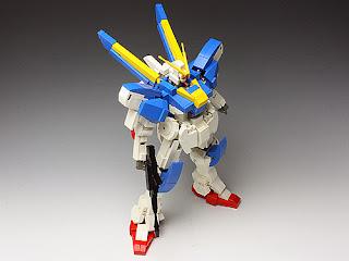 Lego V2 Gundam