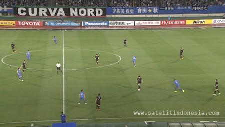 siaran afc Gamba Osaka vs Seongnam