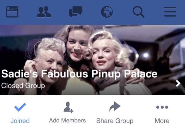 Sadie's Fabulous Pinup Palace