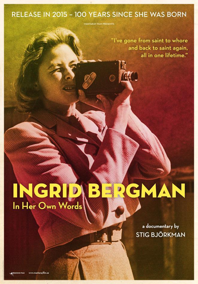 Eu Sou Ingrid Bergman Legendado