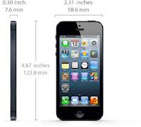 Spesifikasi dan Harga iPhone 5
