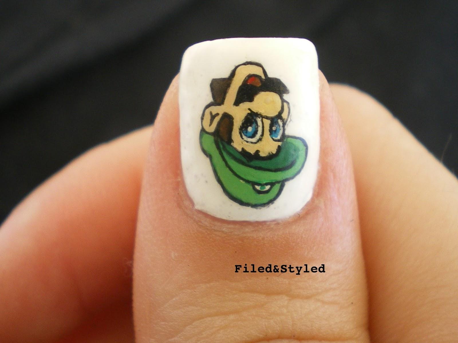 mario nails