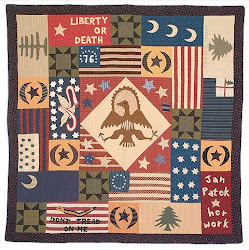 July Special  -Flags of American Revolution BOM