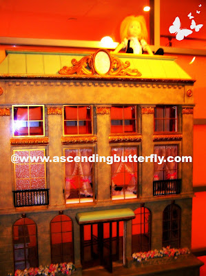 The Plaza Hotel Replica designed by Madame Alexander for FAO Schwarz in New York City