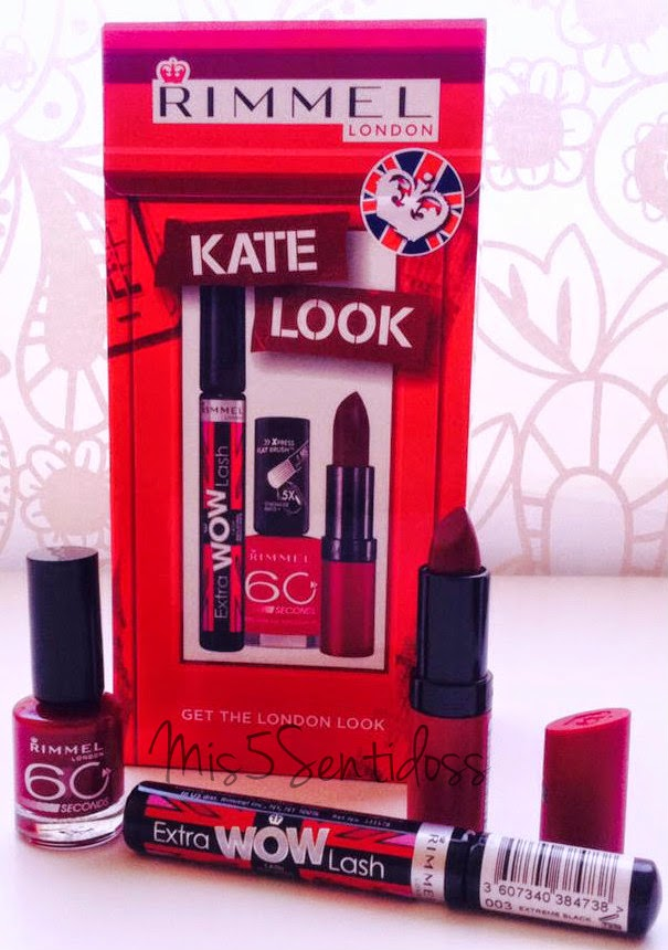 Rimmel Kate London