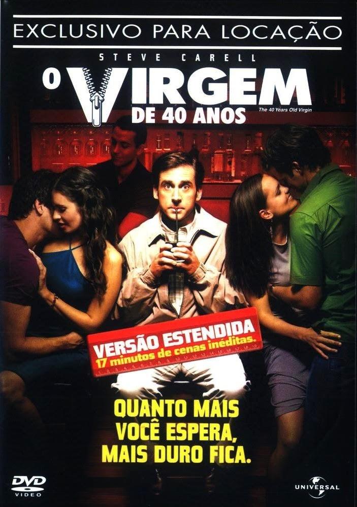 O Virgem de 40 Anos – Dublado (2005)