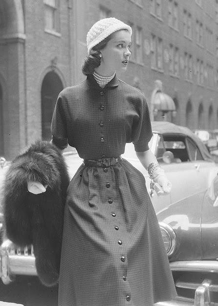 moda lat 50
