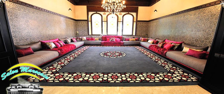 boutique salon marocain 2018 2019 salon maroc. Black Bedroom Furniture Sets. Home Design Ideas