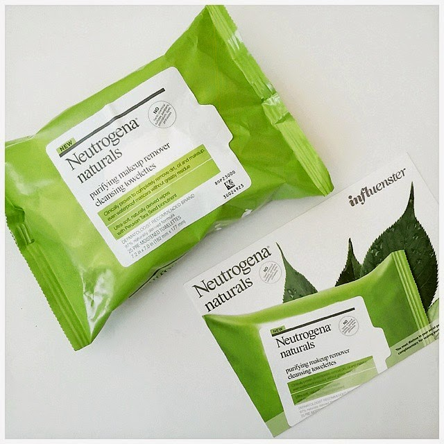 Neutrogena Naturals Cleansing Towelettes Review