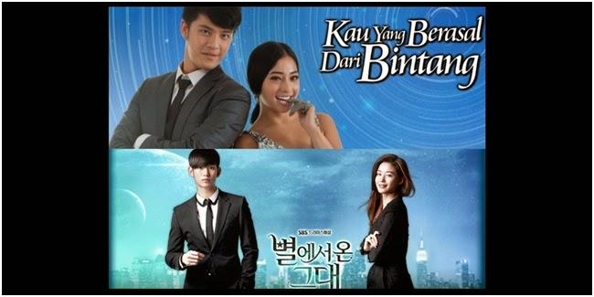 "DRAMA KOREA 'MY LOVE FROM THE STAR"" DI CIPLAK"