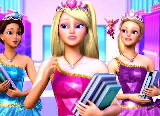 Assistir Filme Barbie Escola de Princesas Dublado Online