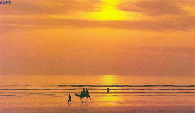 Karachi Clifton Beach Wallpapers