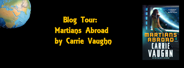 Blog Tour: Martians Abroad
