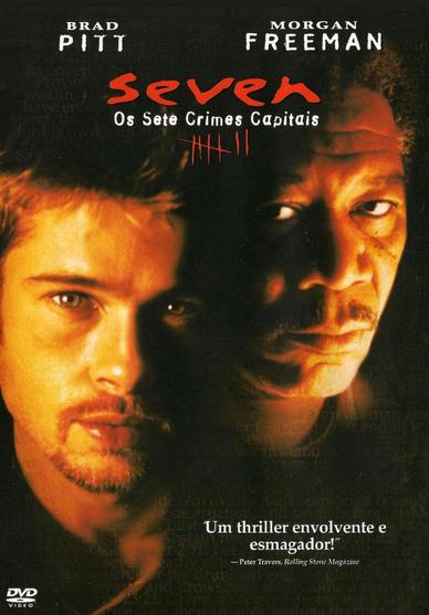 Filme Seven Os Sete Crimes Capitais Dublado AVI DVDRip