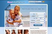 Women Dating Older Men