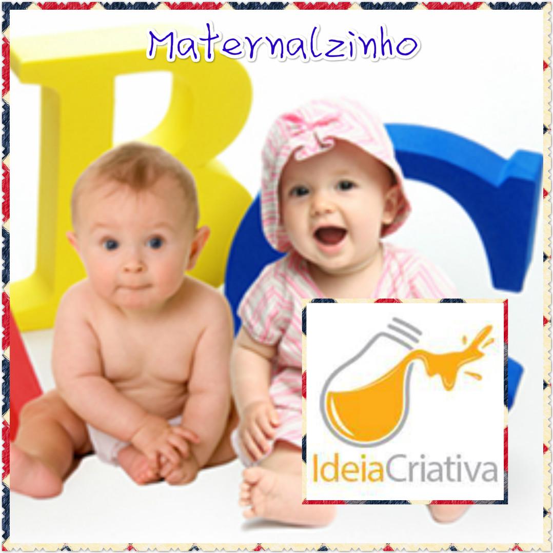 Atividades Creche Maternalzinho Berçário