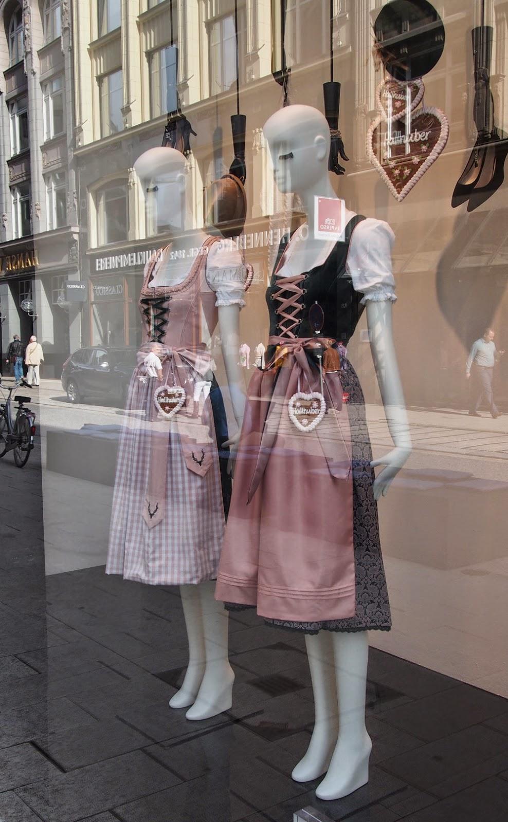 Sokeriton syyskuu - ostoksilla Hampurissa