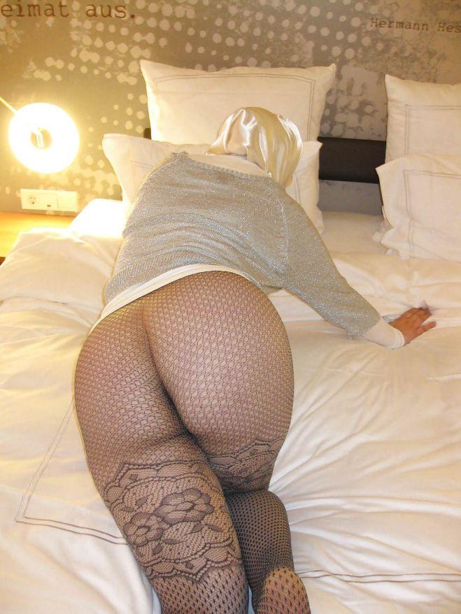 Commit Arab women wearing hijab naked big arses