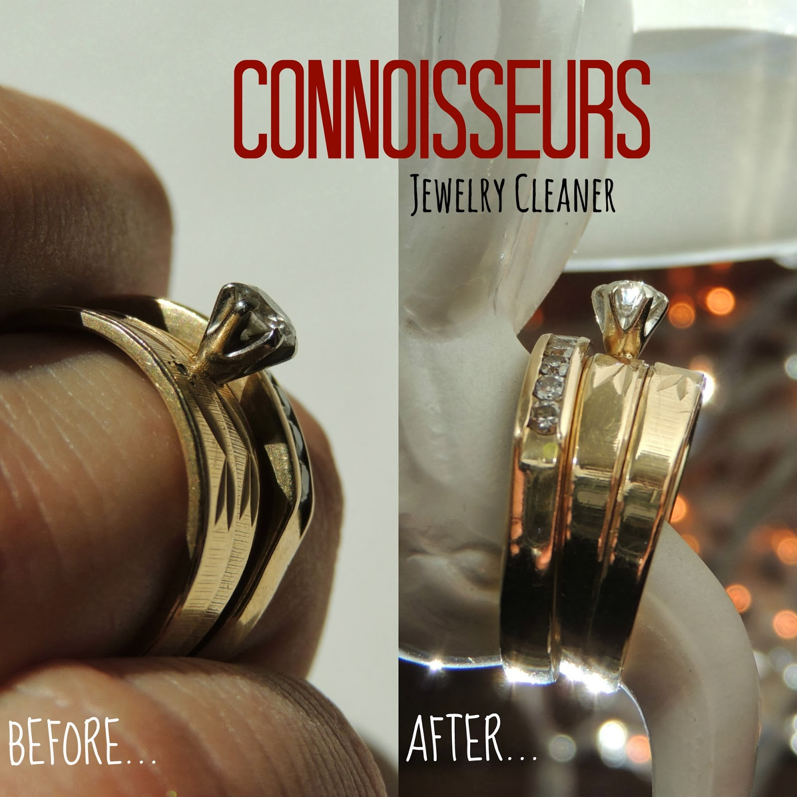 Brittanys Secret REVIEW Connoisseurs Jewelry Cleaner