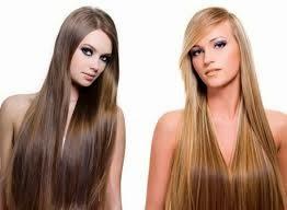 extensiones del cabello