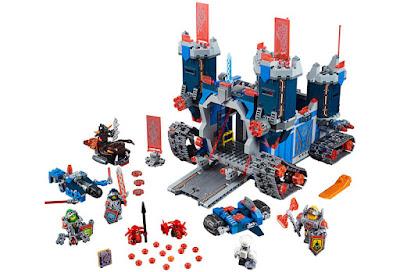 TOYS : JUGUETES - LEGO Nexo Knights - 70317 Fortrex  Producto Oficial 2016 | Piezas: 1140 | Edad: 9-14 años  Comprar en Amazon España & buy Amazon USA
