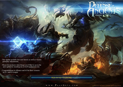 Download Dota 6.78b