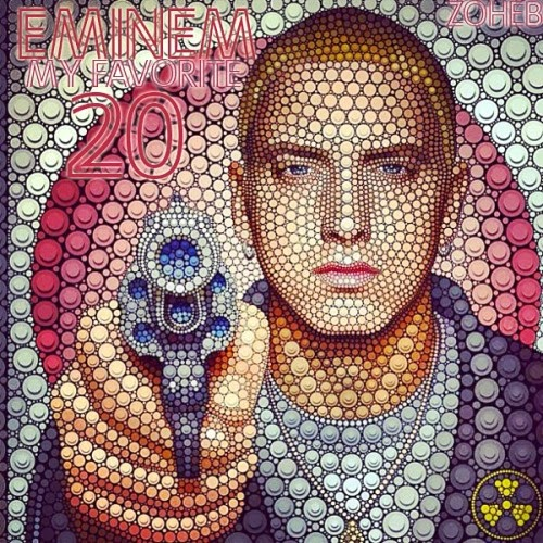 poster Eminem   My Favorite 20
