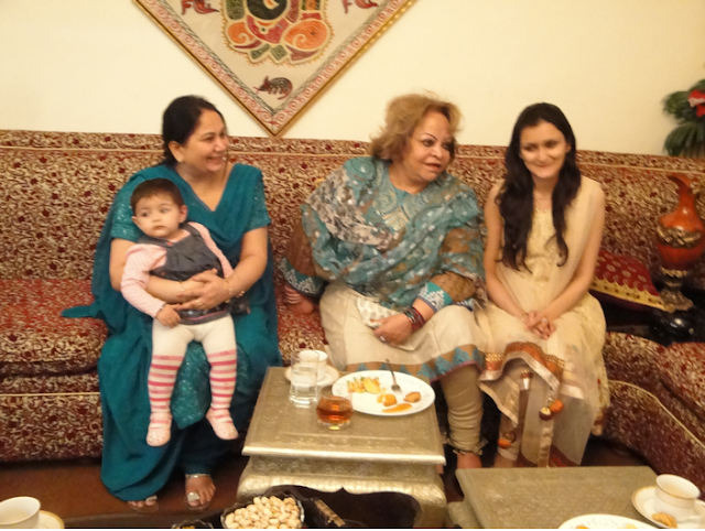 amartex Amartex: Mrs Salma Ansari Wife Of Vice President Of India Visited At Amartex