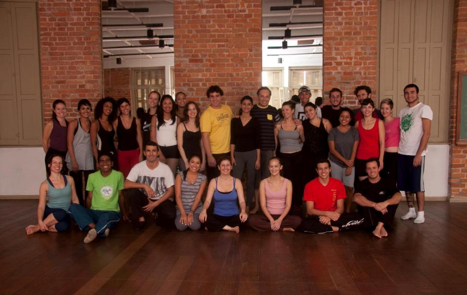 Grupo Experimental de Dança da Cidade- PoA- RS