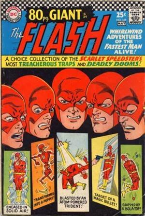 The Flash 169 comic pic
