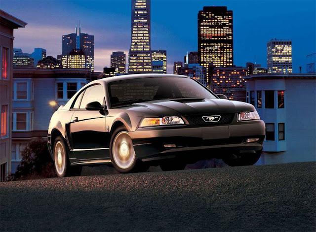 フォード・マスタング 5代目 | Ford Mustang(1993年~2005年)
