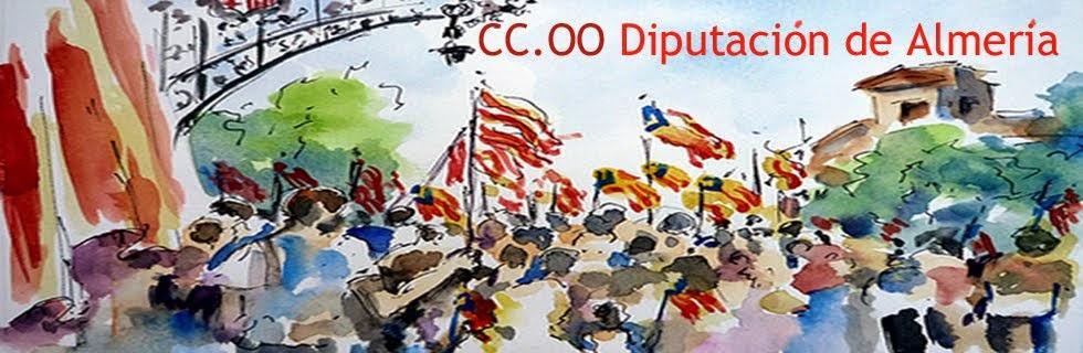 CC.OO. Diputación de Almería