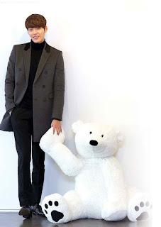 Biodata lengkap Kim Woo Bin