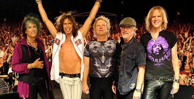 Aerosmith 2013