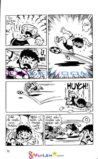 Jindodinho - Đường Dẫn Đến Khung Thành III  Tập 3 page 36 Congtruyen24h