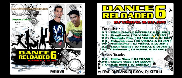 DANCE RELOADED 6