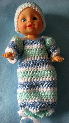 Donna s crochet designs blog of free patterns 9 inch baby doll sweet