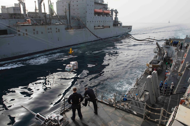 2 Kapal Angkatan Laut Amerika Serikat Ditahan Iran