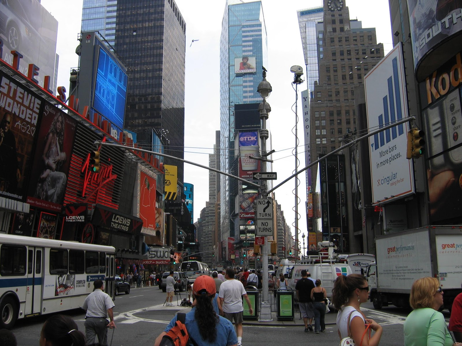 Times square new york most visited spot 2013 travel for Traveling to new york in december