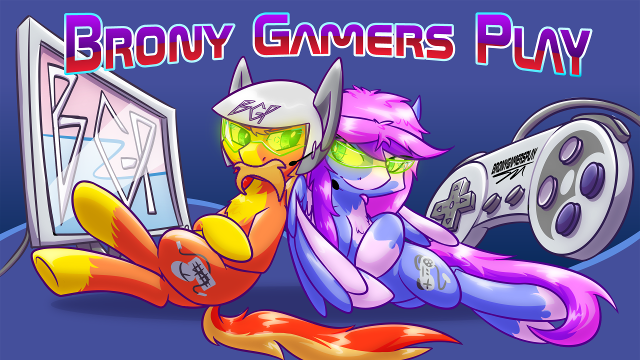 The Brony Gamers Play promo image