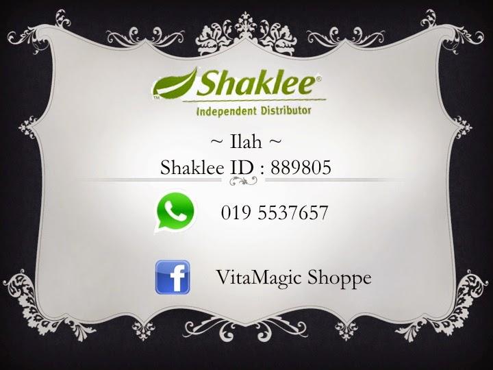 Pengedar Shaklee KL
