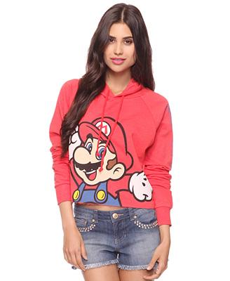 Mario hoodies