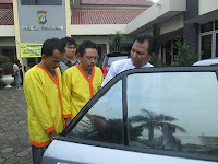 pengedar UPAL ditangkap