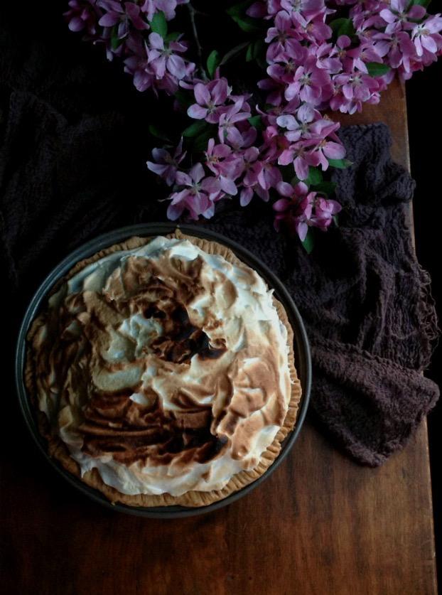 lemon meringue pie | une gamine dans la cuisine
