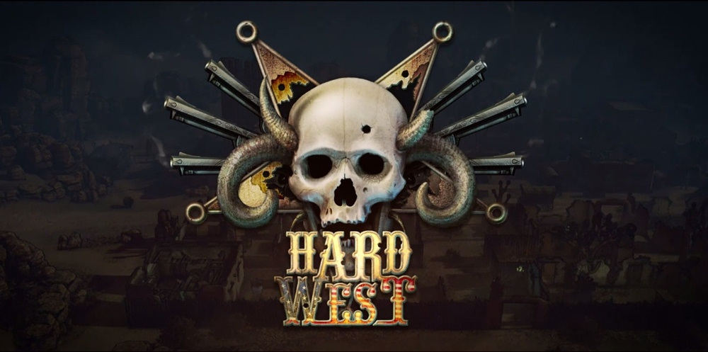 Hard West PC Game Download Poster