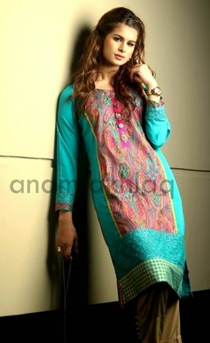 Anam Akhlaq Formal Pret Fashion Exhibition