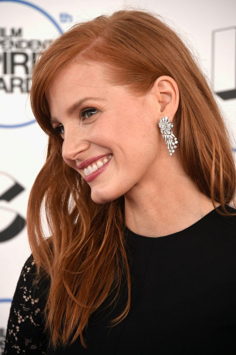 Jessica Chastain – 2015 Film Independent Spirit Awards in Santa Monica
